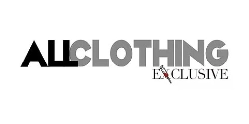 All Clothing coupon