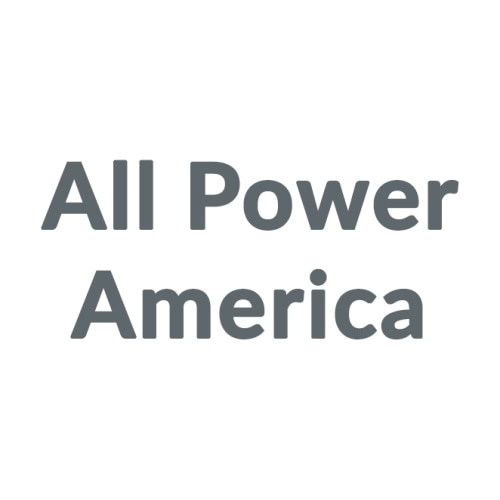 All Power America