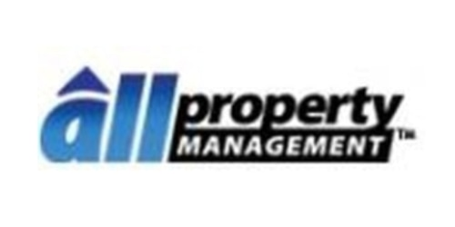 All Property Management coupon