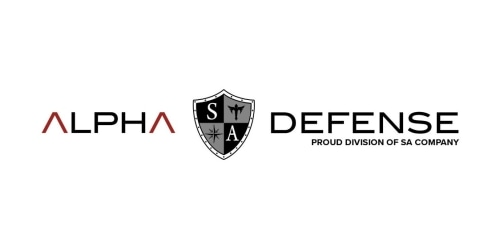 Alpha Defense Gear coupon