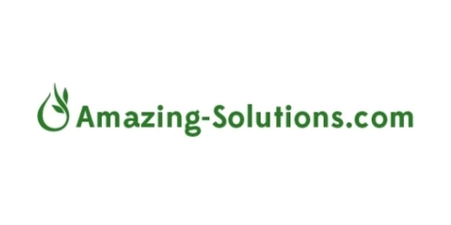 Amazing Solutions coupon