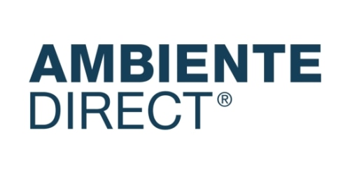 AmbienteDirect coupon