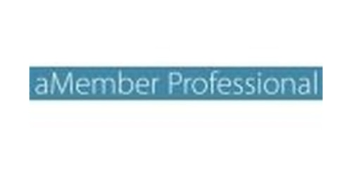 aMember Professional coupon