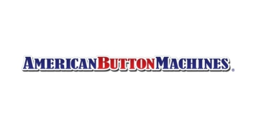American Button Machines coupon