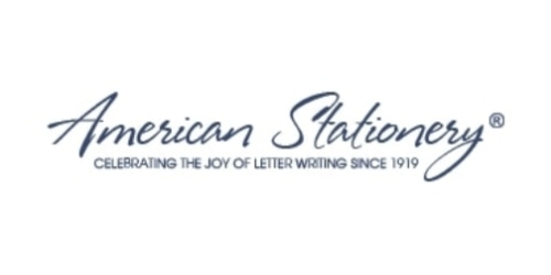 American Stationery coupon