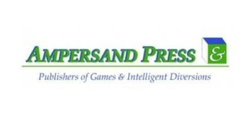 Ampersand Press coupon