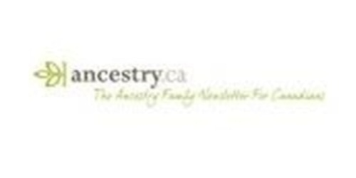 Ancestry.ca coupon
