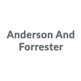 Anderson And Forrester