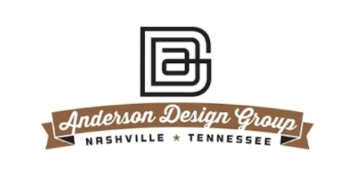 Anderson Design Group coupon