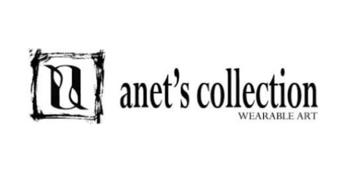Anet's Collection coupon