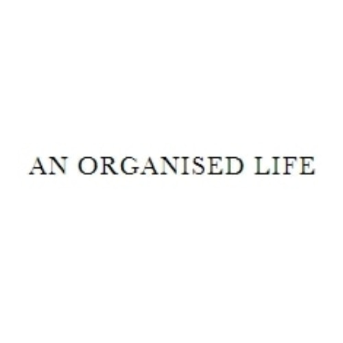 An Organised Life