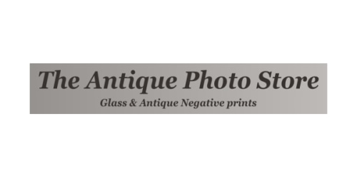 Antique Photo Store coupon