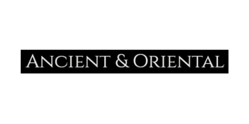 Ancient & Oriental coupon