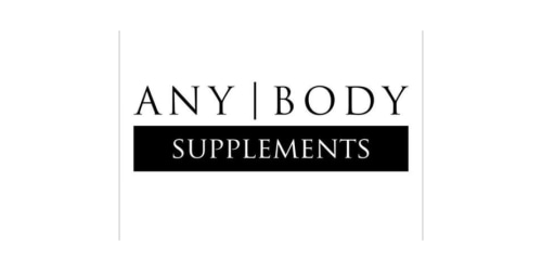 Any Body Supplements coupon