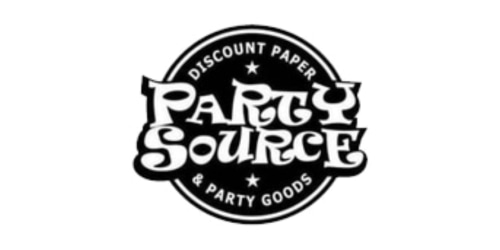 Party Source coupon