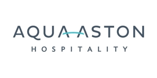 Aqua Aston coupon