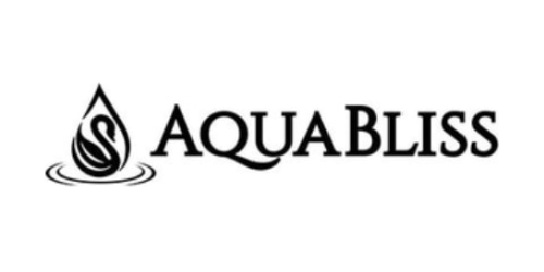 AquaBliss coupon