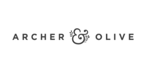 Archer & Olive coupon