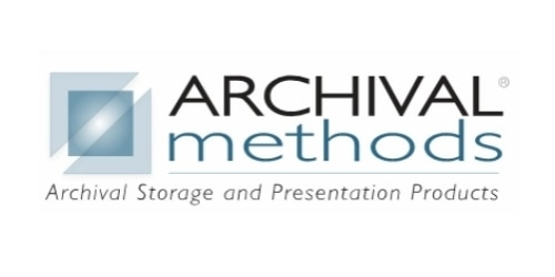 Archival Methods coupon