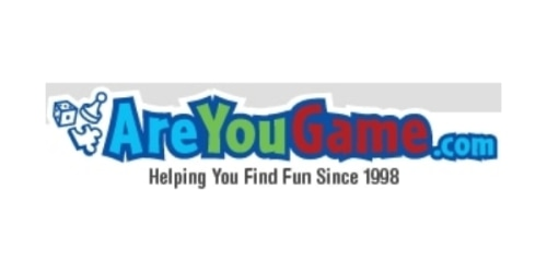 AreYouGame coupon