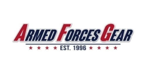 Armed Forces Gear coupon