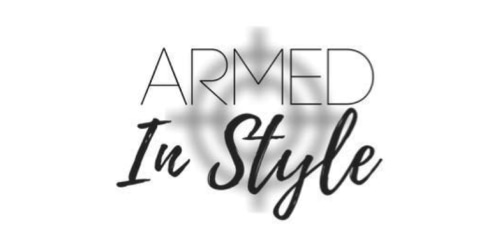 Armed In Style coupon
