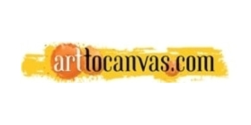 Art To Canvas coupon