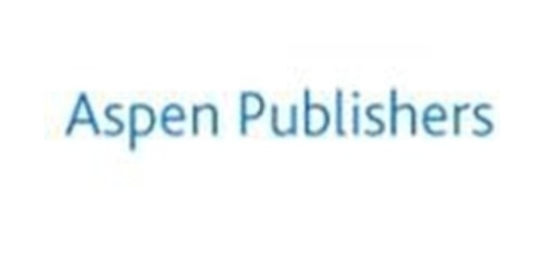 Aspen Publishers coupon