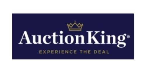 Auction King coupon