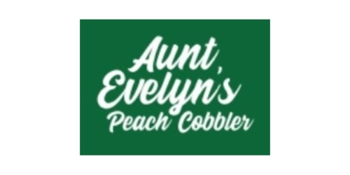 Aunt Evelyn's Peach Cobbler Promo Code | 60% Off in March 2021