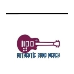 Authentic Band Merch