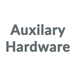 Auxilary Hardware