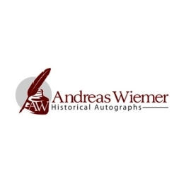 Andreas Wiemer Historical Autographs
