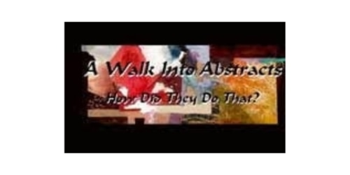 A Walk Into Abstracts coupon