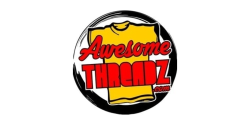 Awesome Threadz coupon