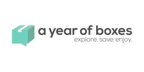 A Year Of Boxes coupon