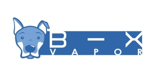 B-X Vapor coupon