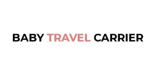 Baby Travel Carrier coupon