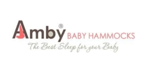 Amby Baby Hammocks coupon