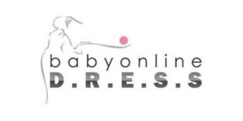 BabyOnlineDress coupon