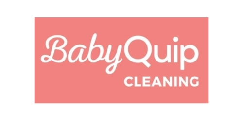 BabyQuip Cleaning coupon