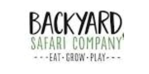 Backyard Safari coupon