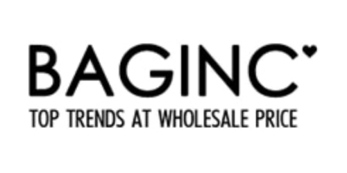 Baginc.com coupon