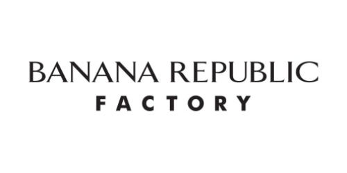 Banana Republic Factory coupon