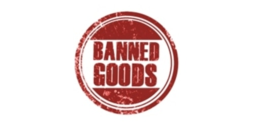 Banned Goods coupon