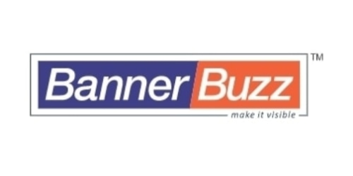 BannerBuzz CA coupon