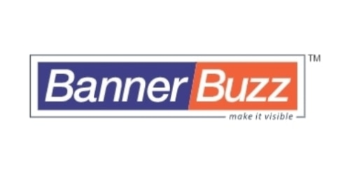 BannerBuzz UK coupon