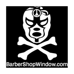 Barber Shop Window