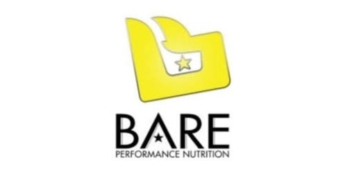 Bare Performance Nutrition coupon