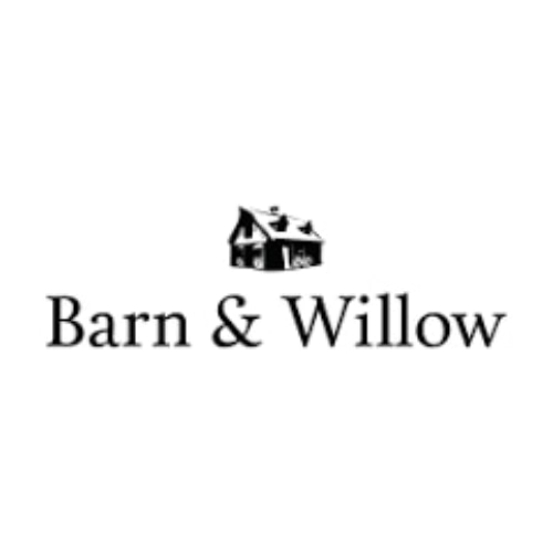 Barn and Willow